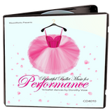 Beautiful Ballet Music for Performance
