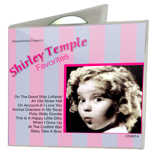 Shirley Temple Favorites