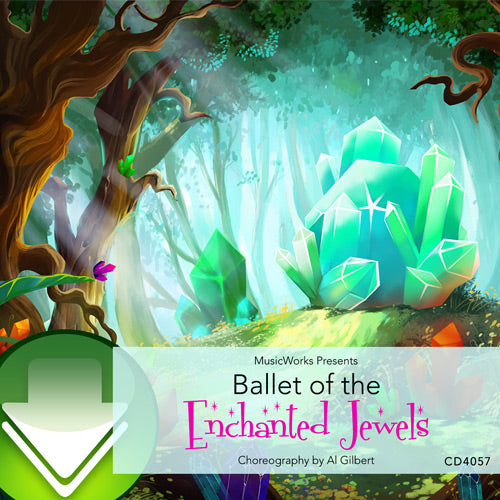 Ballet Of The Enchanted Jewels Production Download