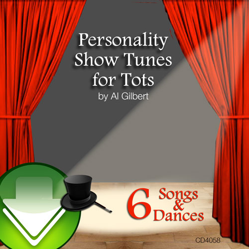 Personality Show Tunes for Tots Download