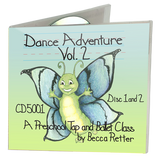 Dance Adventure, Vol. 2