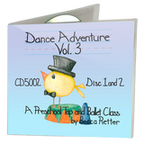 Dance Adventure, Vol. 3