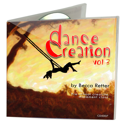 Dance Creation, Vol. 3