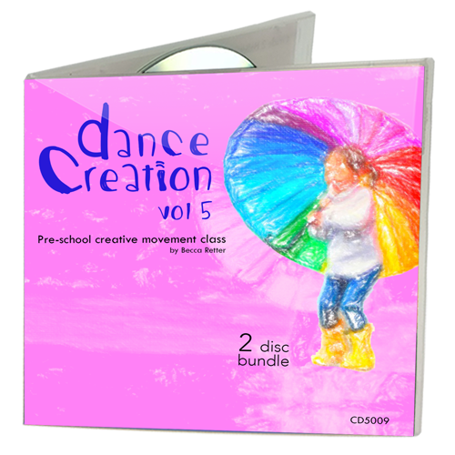 Dance Creation, Vol. 5