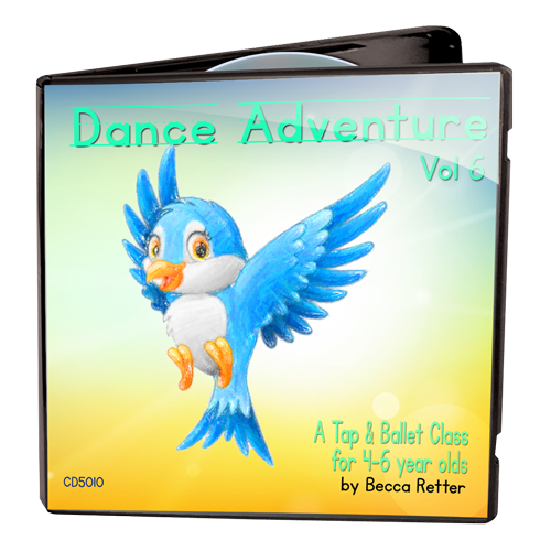 Dance Adventure, Vol. 6