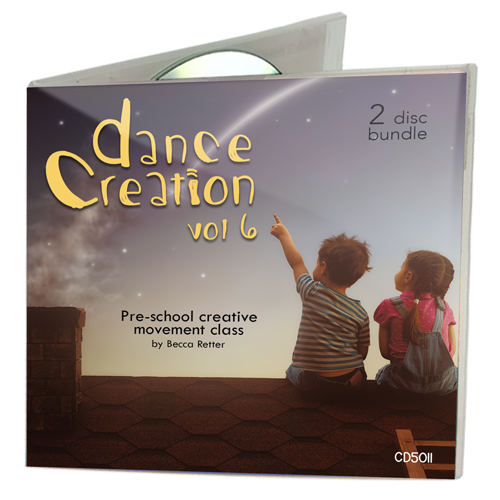 Dance Creation, Vol. 6