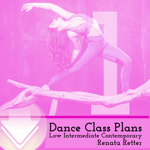 Low Int Contemporary Class Plans, Month 1