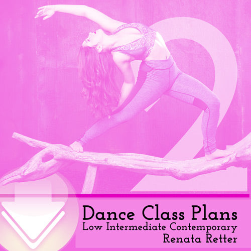 Low Int Contemporary Class Plans, Month 2