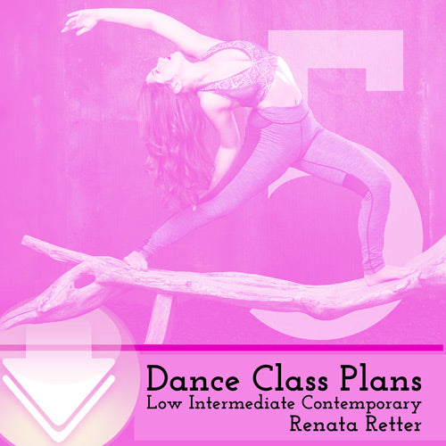 Low Int Contemporary Class Plans, Month 5