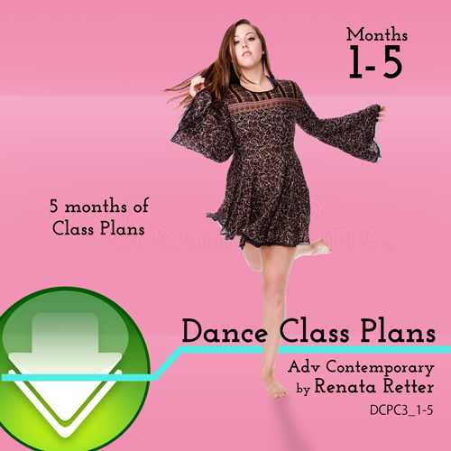 Adv Contemporary Class Plans, Bundle 1