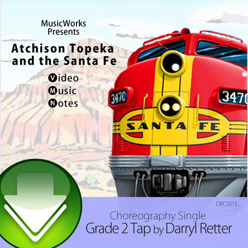 Atchison Topeka and the Santa Fe Download