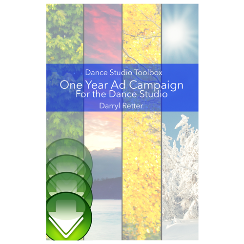 One Year Ad Campaign E-Book