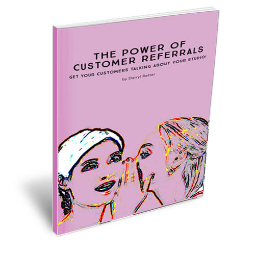 The Power of Customer Referrals Book
