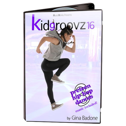 Kidgroovz, Vol. 16