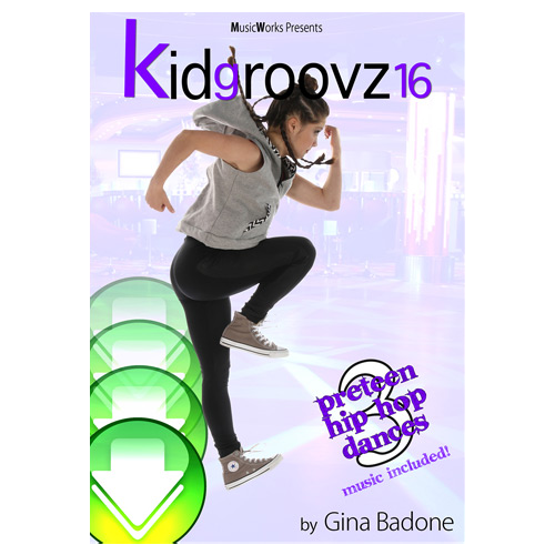 Kidgroovz, Vol. 16 Download