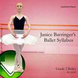 Janice Barringer Grade 2 Ballet Technique Music Download