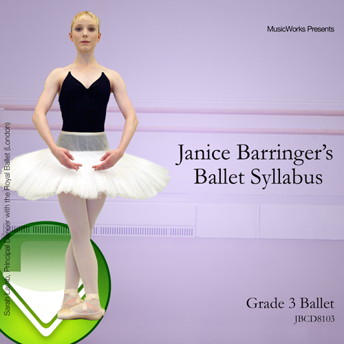 Janice Barringer Grade 3 Ballet Technique Music Download