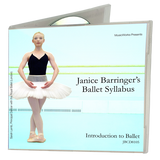 Janice Barringer Introduction to Ballet Music