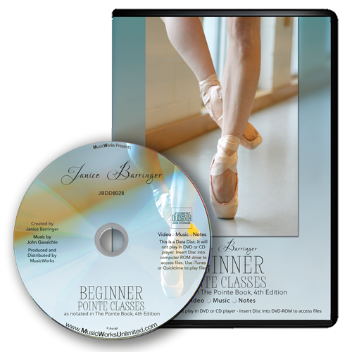 Beginner Pointe Classes, 4th Edition