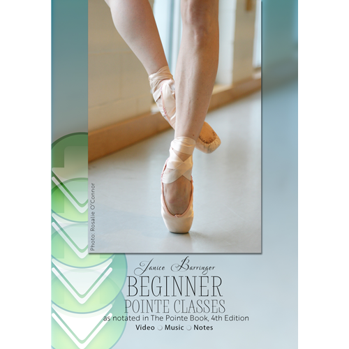 Beginner Pointe Classes, 4th Edition Download