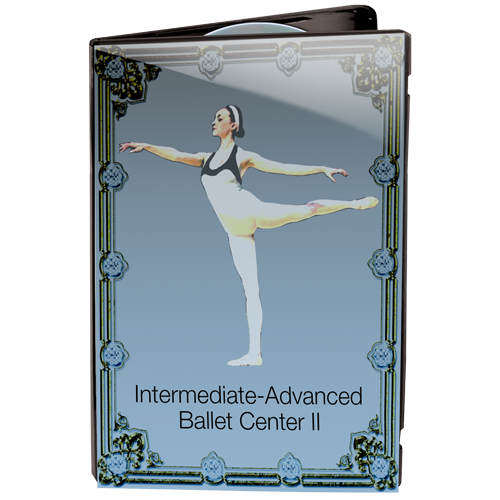 Intermediate-Advanced Ballet Center II