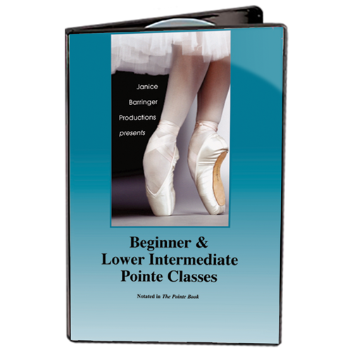 Beginner & Lower Int Pointe Classes