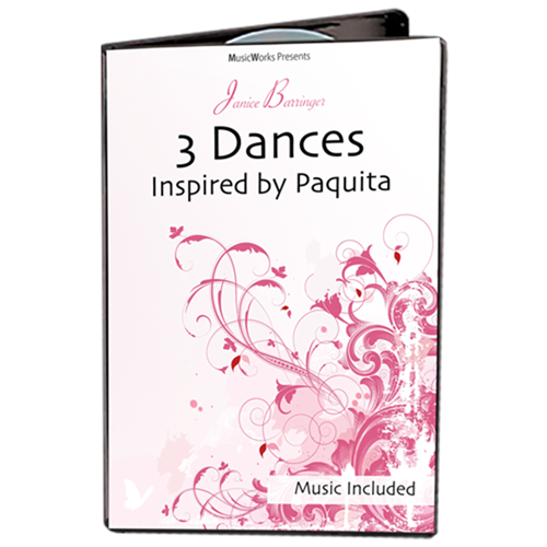 Paquita, 3 Dances With Music From The Ballet
