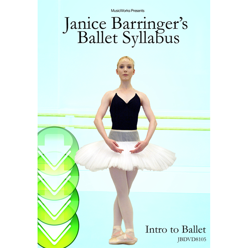 Janice Barringer Introduction to Ballet Video Download