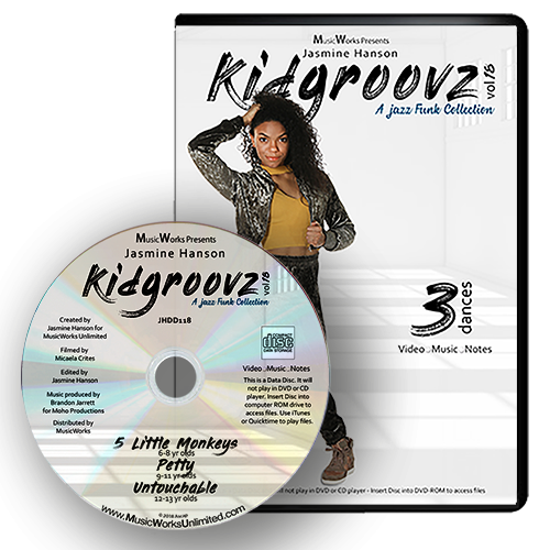 Kidgroovz, Vol. 18