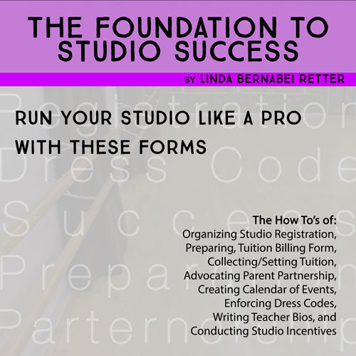 Foundation to Studio Success