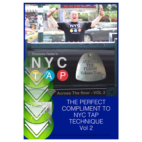 Thommie Retter's NYC Tap, Vol. 2 Across The Floor Download