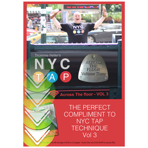 Thommie Retter's NYC Tap, Vol. 3 Across The Floor Download