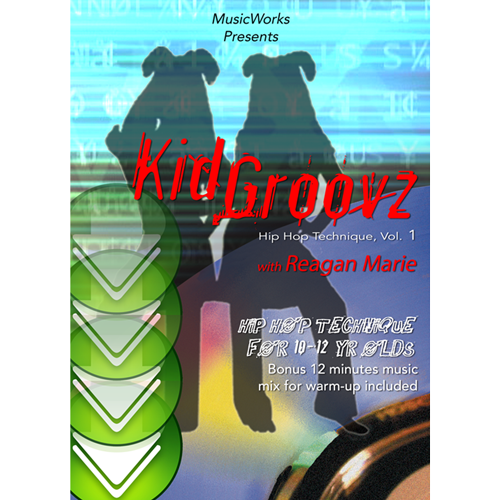 Kidgroovz Hip Hop Technique, Vol. 1 Download