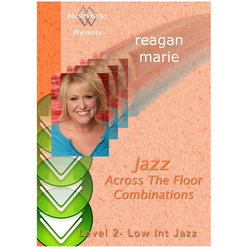 Low Intermediate Jazz Across The Floor Download