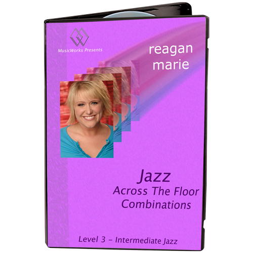 Intermediate Jazz Across The Floor