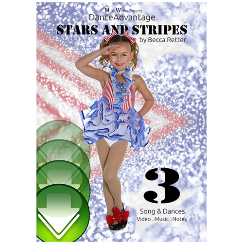 Dance Advantage – Stars and Stripes Download