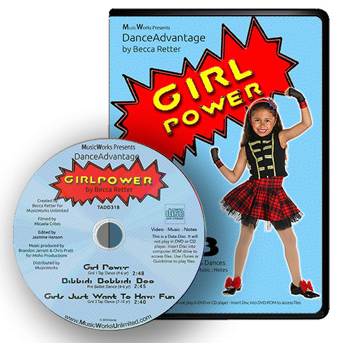 Dance Advantage – Girl Power