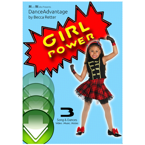 Dance Advantage – Girl Power Download