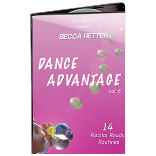 Dance Advantage, Vol. 6