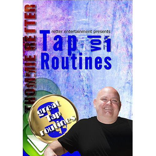 Thommie Retter Tap Routines, Vol 1 Download