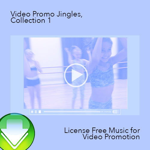 Video Promo Jingles, Collection 1