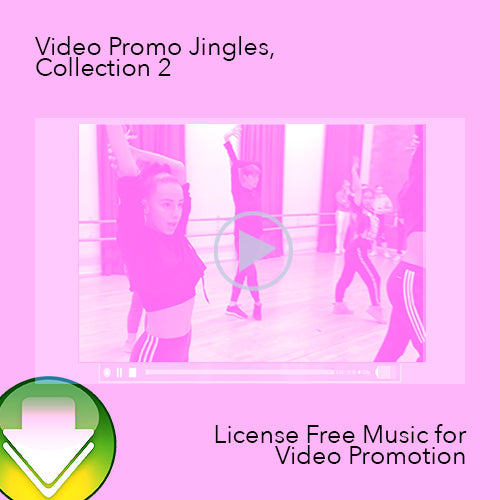 Video Promo Jingles, Collection 2
