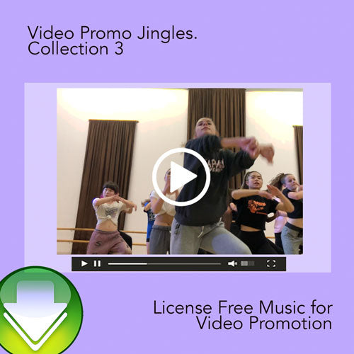 Video Promo Jingles, Collection 3