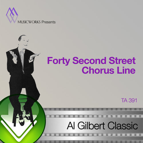 Forty Second Street Chorus Line Download