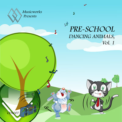 Pre-School Dancing Animals, Vol. 1 Download