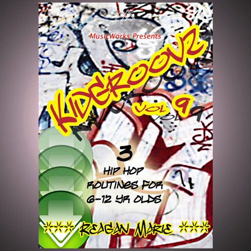 Kidgroovz, Vol. 9 Download
