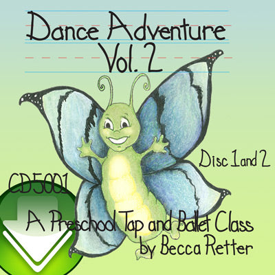 Dance Adventure, Vol. 2 Download