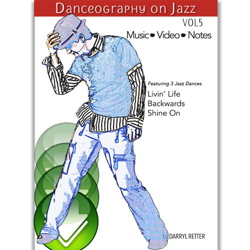 Danceography on Jazz, Vol. 5