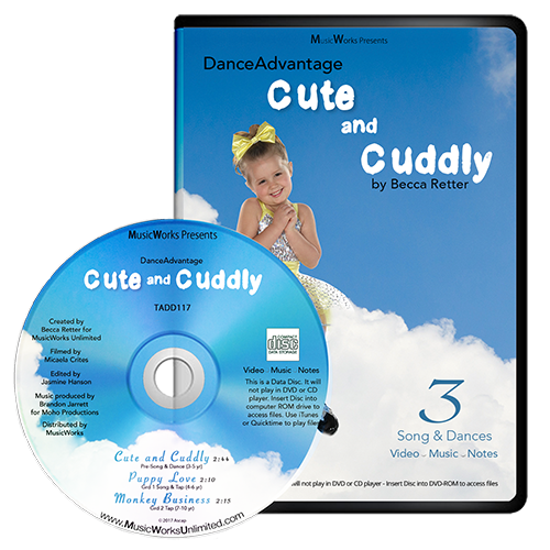 Dance Advantage – Cute and Cuddly