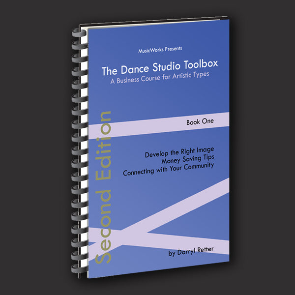 The Dance Studio Toolbox, Book 1, 2nd Edition